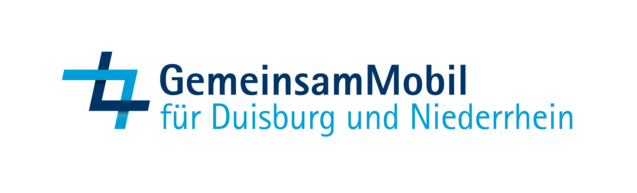 GM fuer Duisburg und Niederrhein Logo