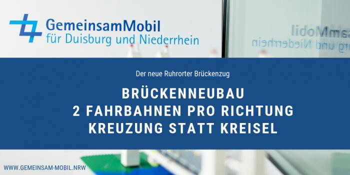 Ruhrorter Brückenzug Ausbau 1