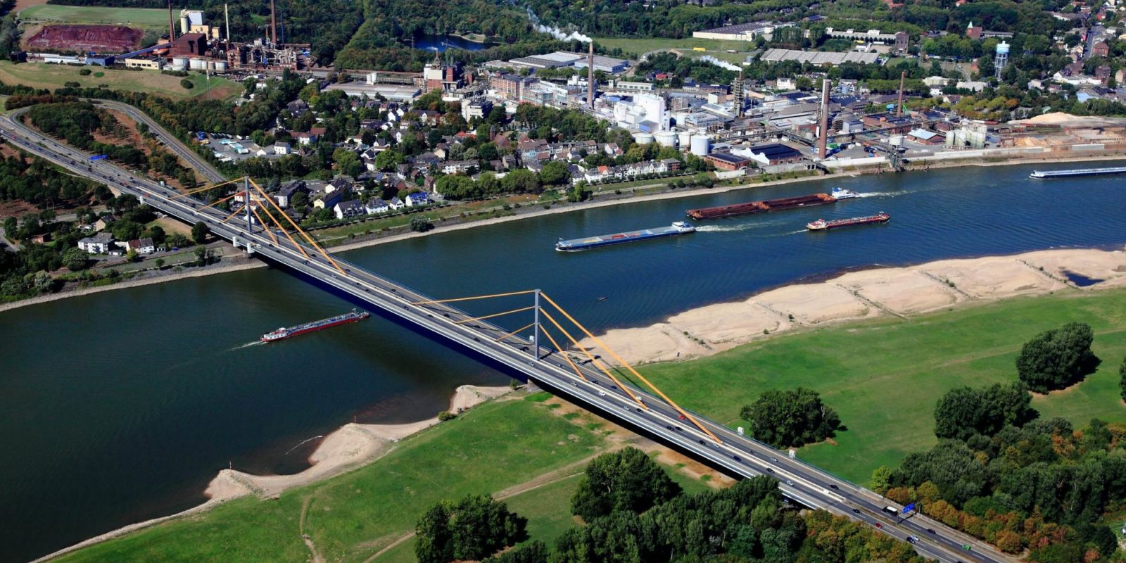 A40-Rheinbrücke Neuenkamp