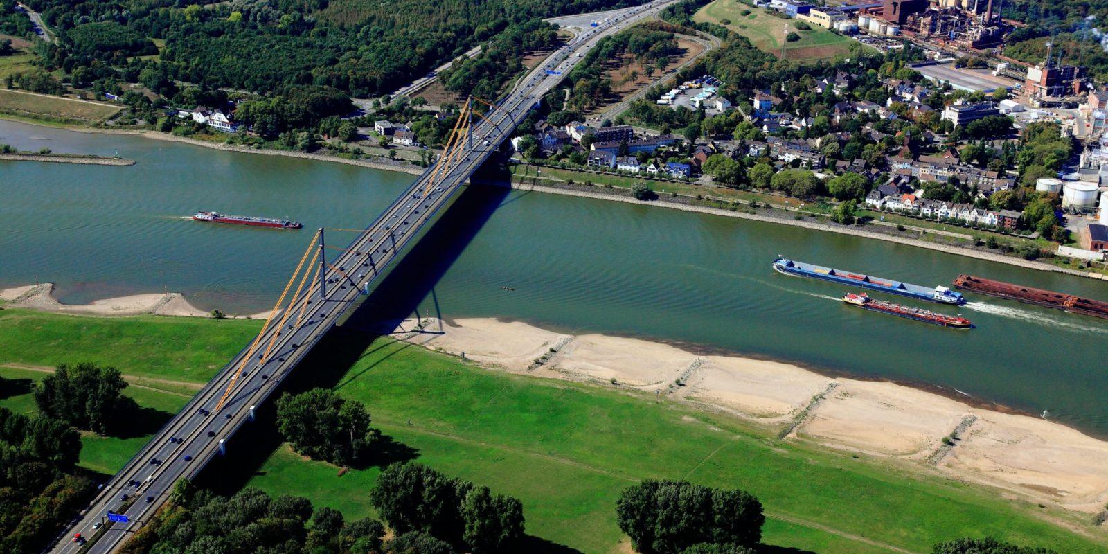 A40-Rheinbrücke